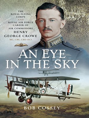 cover image of An Eye in the Sky