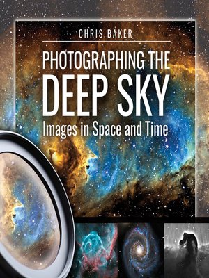 cover image of Photographing the Deep Sky