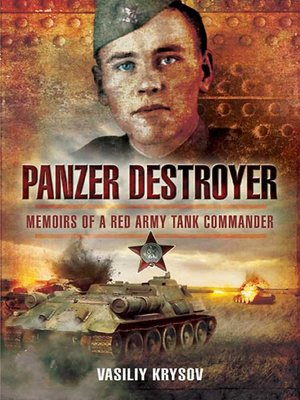 cover image of Panzer Destroyer