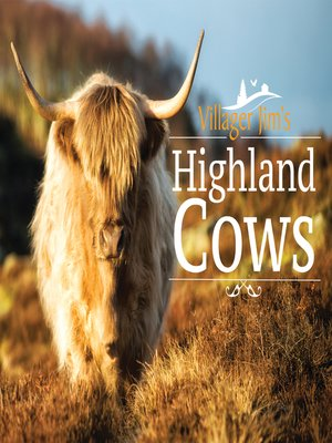 cover image of Villager Jim's Highland Cows