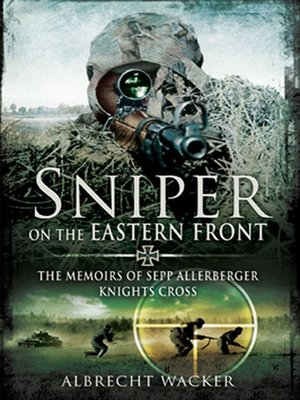 cover image of Sniper on the Eastern Front