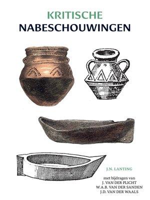 cover image of Kritische nabeschouwingen