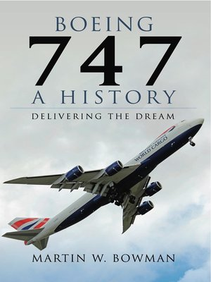 cover image of Boeing 747