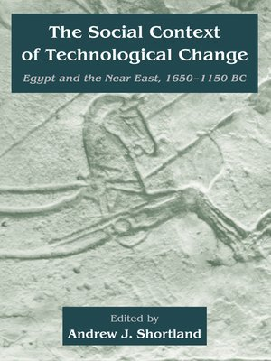 cover image of The Social Context of Technological Change