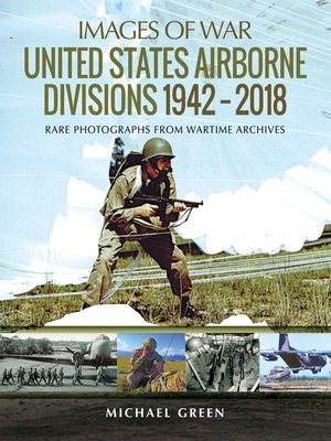 cover image of United States Airborne Divisions 1942–2018