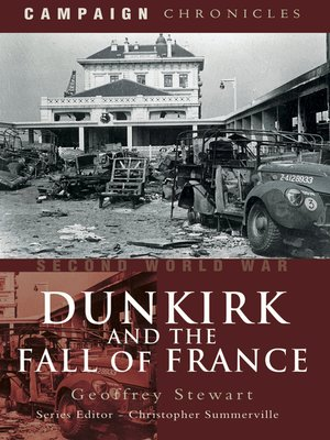 cover image of Dunkirk and the Fall of France