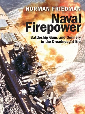 cover image of Naval Firepower