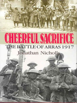 cover image of Cheerful Sacrifice