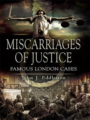 cover image of Miscarriages of Justice