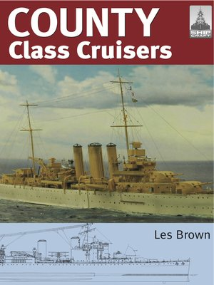 cover image of County Class Cruisers