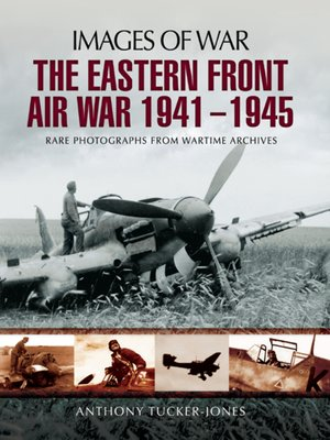 cover image of The Eastern Front Air War 1941-1945