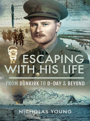 cover image of Escaping with His Life