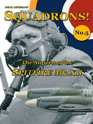 cover image of The Supermarine Spitfire Mk.XII
