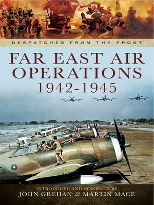 cover image of Far East Air Operations 1942-1945
