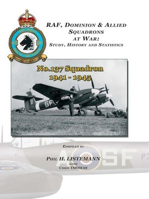 cover image of No. 137 Squadron 1941-1945