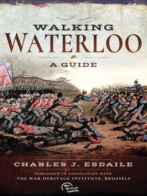 cover image of Walking Waterloo