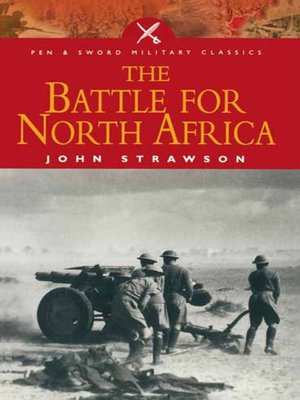cover image of The Battle for North Africa
