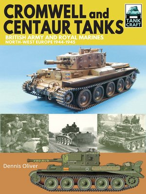 cover image of Cromwell and Centaur Tanks
