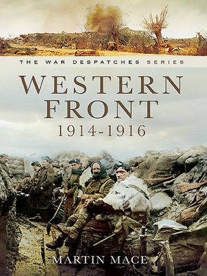 cover image of Western Front 1914-1916