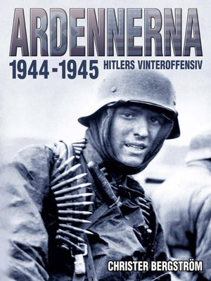 cover image of Ardennerna 1944-1945