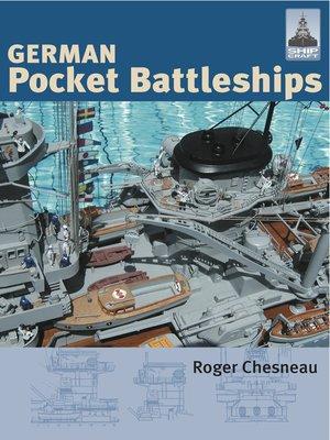 cover image of German Pocket Battleships