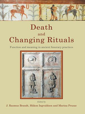 cover image of Death and Changing Rituals