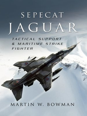 cover image of Sepecat Jaguar