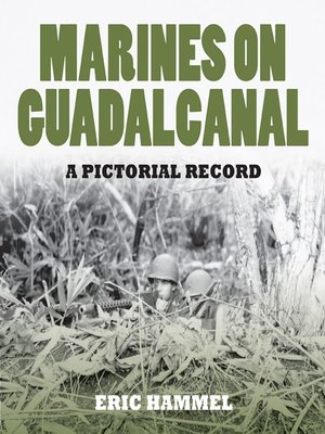 cover image of Marines on Guadalcanal
