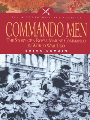 cover image of Commando Men
