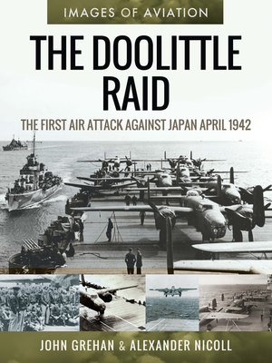 cover image of The Doolittle Raid