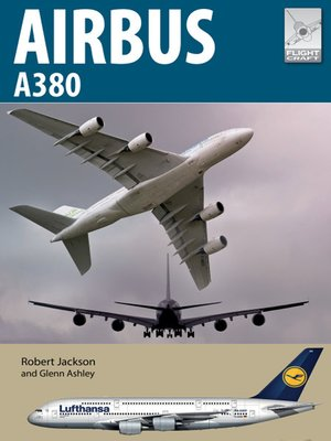 cover image of Airbus A380