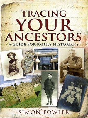 cover image of Tracing Your Ancestors
