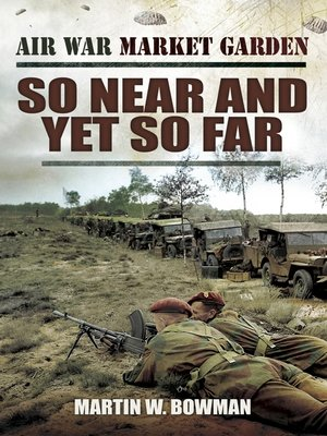 cover image of So Near Yet So Far