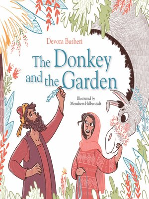 cover image of The Donkey and the Garden