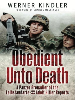 cover image of Obedient Unto Death