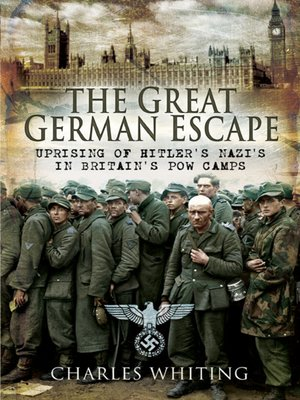 cover image of The Great German Escape
