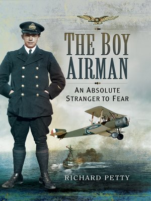 cover image of The Boy Airman