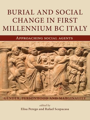cover image of Burial and Social Change in First Millennium BC Italy