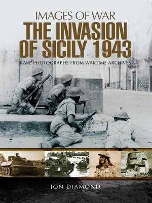 cover image of The Invasion of Sicily 1943