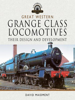 cover image of Great Western, Grange Class Locomotives