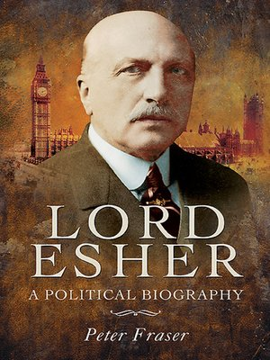 cover image of Lord Esher