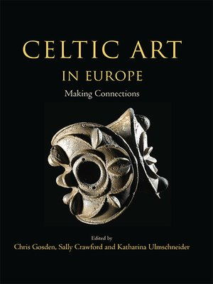 cover image of Celtic Art in Europe