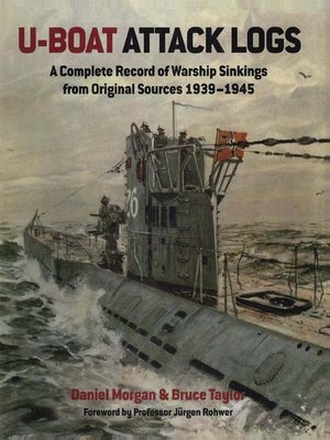 cover image of U-Boat Attack Logs