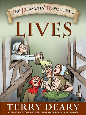 cover image of The Peasants' Revolting Lives