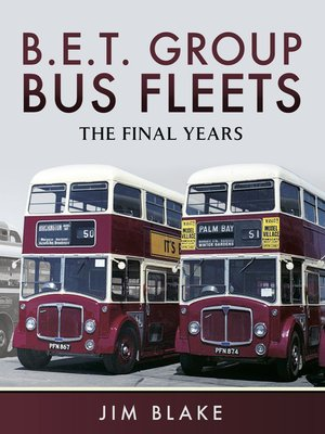 cover image of B.E.T Group Bus Fleets