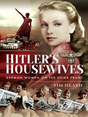 cover image of Hitler's Housewives