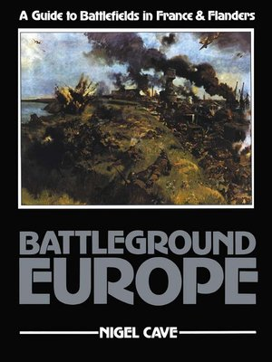 cover image of Battleground Europe