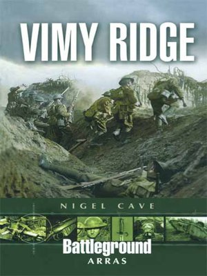 cover image of Vimy Ridge
