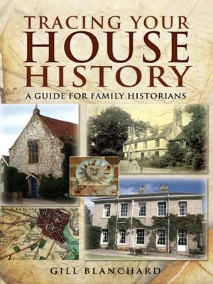 cover image of Tracing Your House History