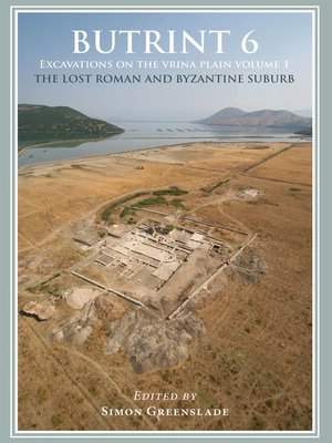 cover image of Butrint 6